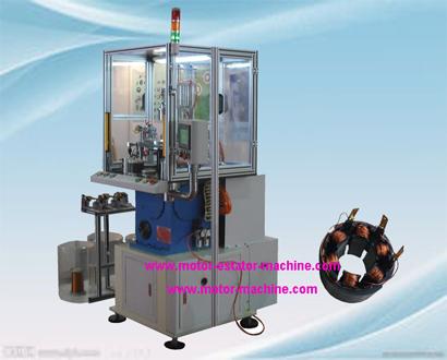 WD-3-TMW BLDC motor winding machine -Motor machines and MCB